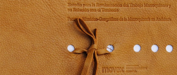 Libro marroquinería Movex